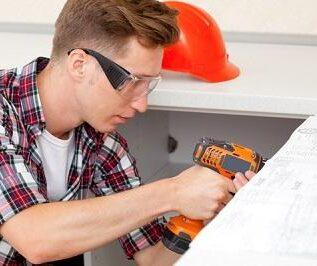 property maintenance work
